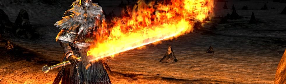 Infruntarea cu Gwyn din Dark Souls