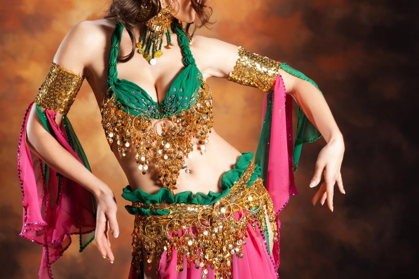 Istoria dansului din buric