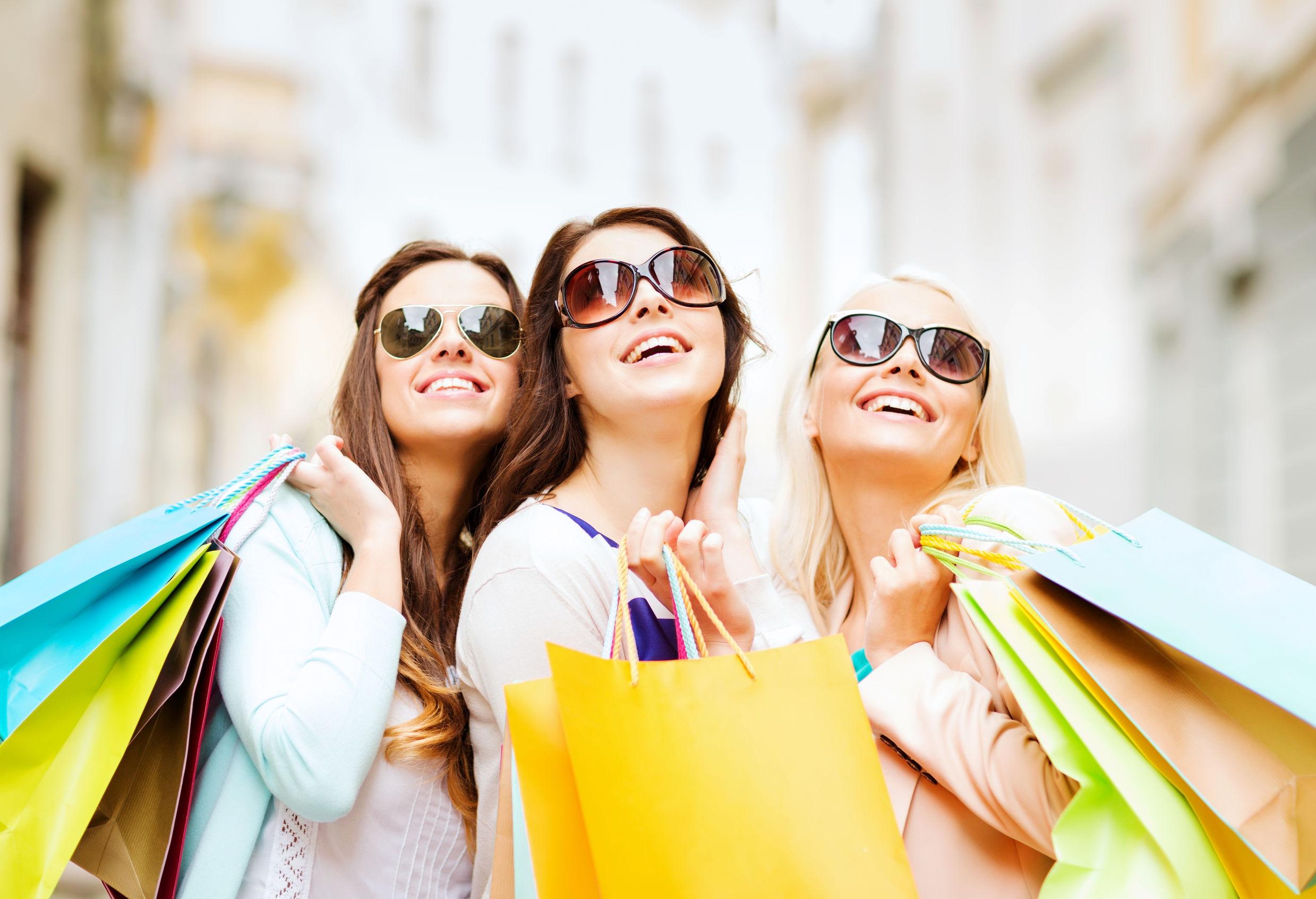 Shopping-ul, terapie pentru femei