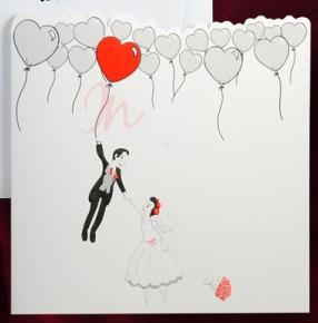 Dragoste si voie buna! Cel mai faimos magazin de invitatii nunta din Romania