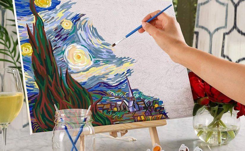 Cauți un magazin de pictură? Pictorul Fericit este soluția!
